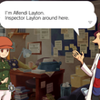 Professor Layton hits iPhone, iPad and iPod touch, in the form of Layton Brothers Mystery Room - photo 1