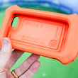 Lifeproof life jacket for iPhone 5 case: Big, orange, and it floats too - photo 11