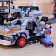 Lego Back To The Future + Lone Ranger Constitution Train Chase = BTTF III gold - photo 10