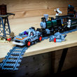 Lego Back To The Future + Lone Ranger Constitution Train Chase = BTTF III gold - photo 15