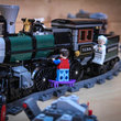 Lego Back To The Future + Lone Ranger Constitution Train Chase = BTTF III gold - photo 18