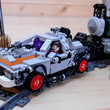 Lego Back To The Future + Lone Ranger Constitution Train Chase = BTTF III gold - photo 21