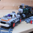 Lego Back To The Future + Lone Ranger Constitution Train Chase = BTTF III gold - photo 22