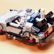 Lego Back To The Future + Lone Ranger Constitution Train Chase = BTTF III gold - photo 30