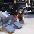 Lego Back To The Future + Lone Ranger Constitution Train Chase = BTTF III gold - photo 35