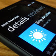 Bing Weather, News, Finance and Sports apps land for Windows Phone 8 - photo 1