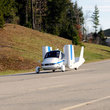 Terrafugia Transition flying car takes to the skies - photo 1