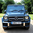 Hands-on: Mercedes G63 AMG review - photo 3