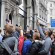 iPhone 5S and 5C launch day: Pictures from the Apple Store London queue - photo 7