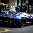 Jaguar C-X75 pictures and eyes-on - photo 8