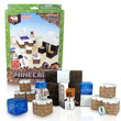 Minecraft toy collection pictured: Action figures, plush toys and paper craft projects on the way - photo 4