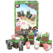 Minecraft toy collection pictured: Action figures, plush toys and paper craft projects on the way - photo 9