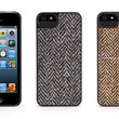 How posh: Griffin offers genuine Harris Tweed Wallet and Harris Tweed Case for iPhone 5/5S - photo 1