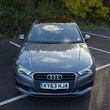 Audi A3 Saloon review - photo 12