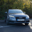 Audi A3 Saloon review - photo 24