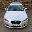 Jaguar XF Sportbrake 3.0 Diesel S Portfolio review - photo 5