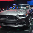 Ford Mustang GT 2015 coming to the UK: Pictures and eyes-on - photo 1