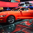 Ford Mustang GT 2015 coming to the UK: Pictures and eyes-on - photo 21