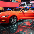 Ford Mustang GT 2015 coming to the UK: Pictures and eyes-on - photo 22