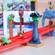 Angry Birds Go! Telepods Pig Rock Raceway Set review - photo 17