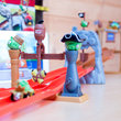 Angry Birds Go! Telepods Pig Rock Raceway Set review - photo 18