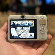 Hands-on: Canon PowerShot N100 goes whacky with front and rear cameras - photo 6