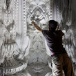 Astonishing 3D printed room was even designed by a computer - photo 2