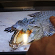 Fujitsu ultrasonic haptic tablet pictures and hands-on - photo 1