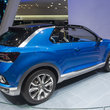 Volkswagen T-Roc pictures and eyes-on: The open-top SUV concept - photo 3