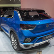 Volkswagen T-Roc pictures and eyes-on: The open-top SUV concept - photo 5