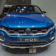 Volkswagen T-Roc pictures and eyes-on: The open-top SUV concept - photo 8