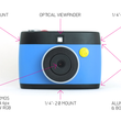 Otto crank-wind camera and app on Kickstarter lets you capture animated GIFs with filters - photo 3