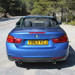 BMW 435i M Sport Convertible review - photo 10