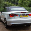 Audi A3 Cabriolet review - photo 9