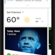Now Yahoo gets in on the Android launcher game with Aviate app - photo 3