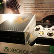 Sunset Overdrive white Xbox One and Call of Duty: Advanced Warfare limited edition Xbox One in the flesh - photo 10
