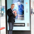 Get free Walkers crisps for tweets from bus stop vending machines - photo 6