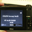 Nikon COOLPIX S1000pj projector camera - photo 21