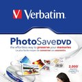 Verbatim launches PhotoSave DVD