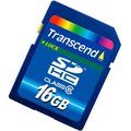 Transcend announces new SDHC HD video card range
