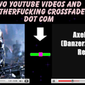 Add a crossfader to YouTube