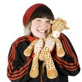 Firebox offers Gentle Giraffe plush toy with audio effects