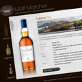 iPhone gets whisky recommendation app