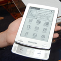 Samsung unveils E6 and E101 eBook readers