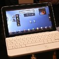 HP's Android netbook caught on camera