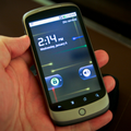 European Nexus One to get multitouch?