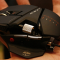 Mad Catz launches Cyborg RAT gaming mouse