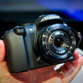 Samsung NX10 hands-on