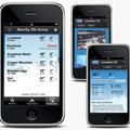 Ski Report app busts snowfall exaggerations