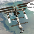 Tweets in space: ISS hooked up to the web